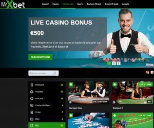 live-casino-mrxbet